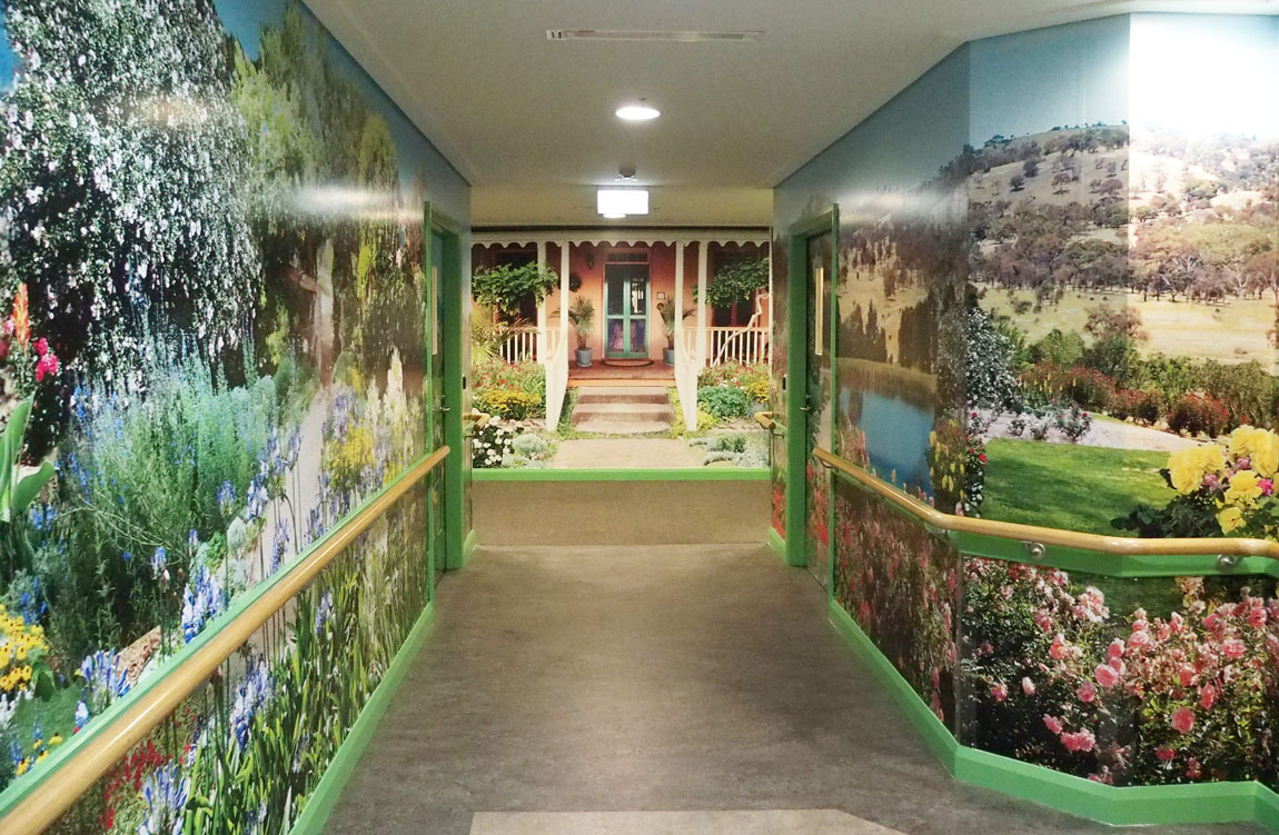Nursing home projects